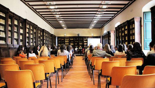 Öffnet die Unterseite Workshops, Vorträge und Fortbildungen